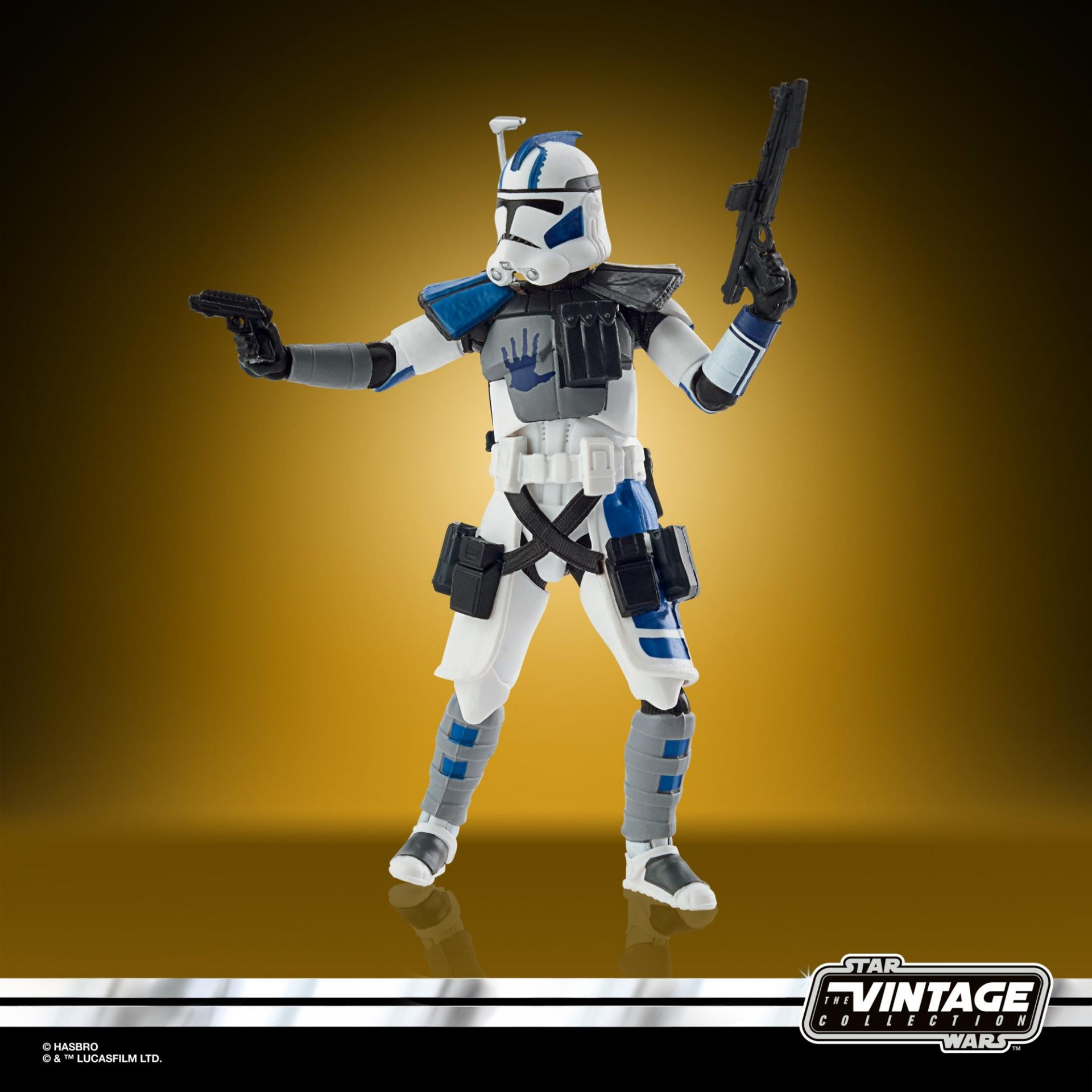 Star wars the vintage collection arc trooper echo3