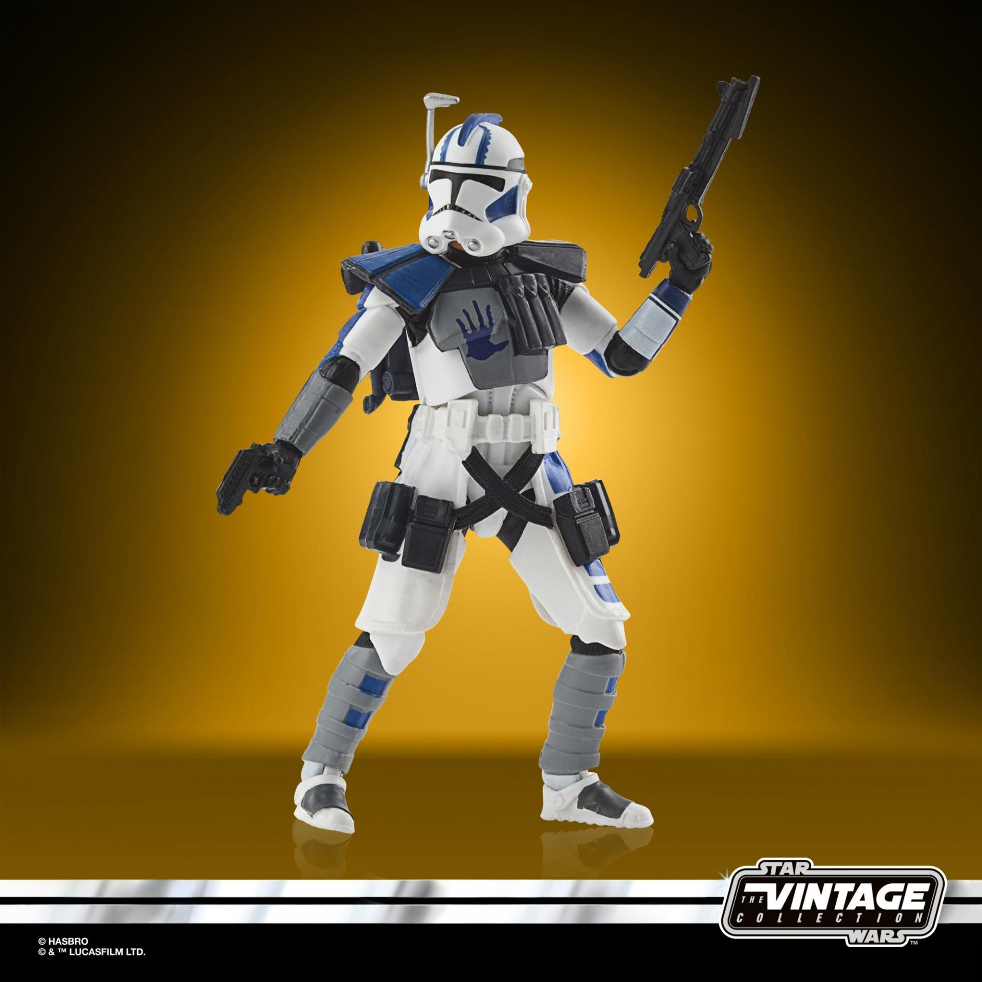 Star wars the vintage collection arc trooper echo4