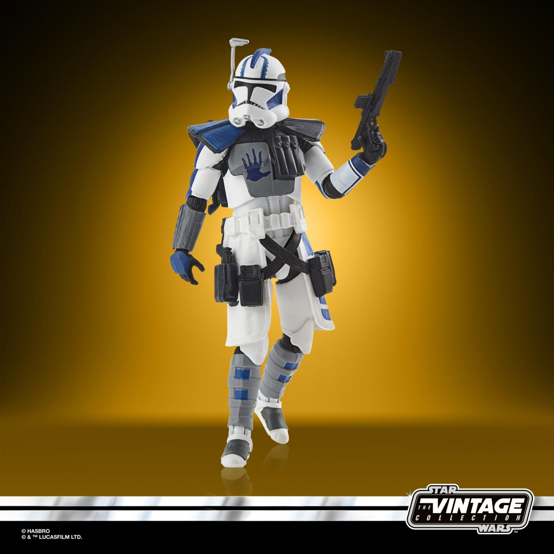 Star wars the vintage collection arc trooper echo5