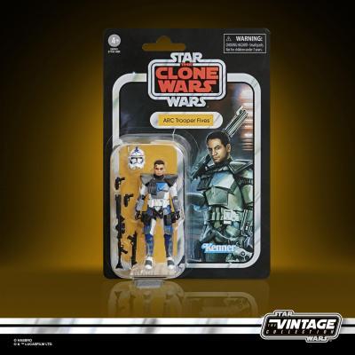 STAR WARS - THE VINTAGE COLLECTION - ARC Trooper Fives