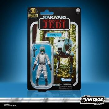 STAR WARS - THE VINTAGE COLLECTION - AT-ST Driver LUCASFILM 50TH ANNIVERSARY