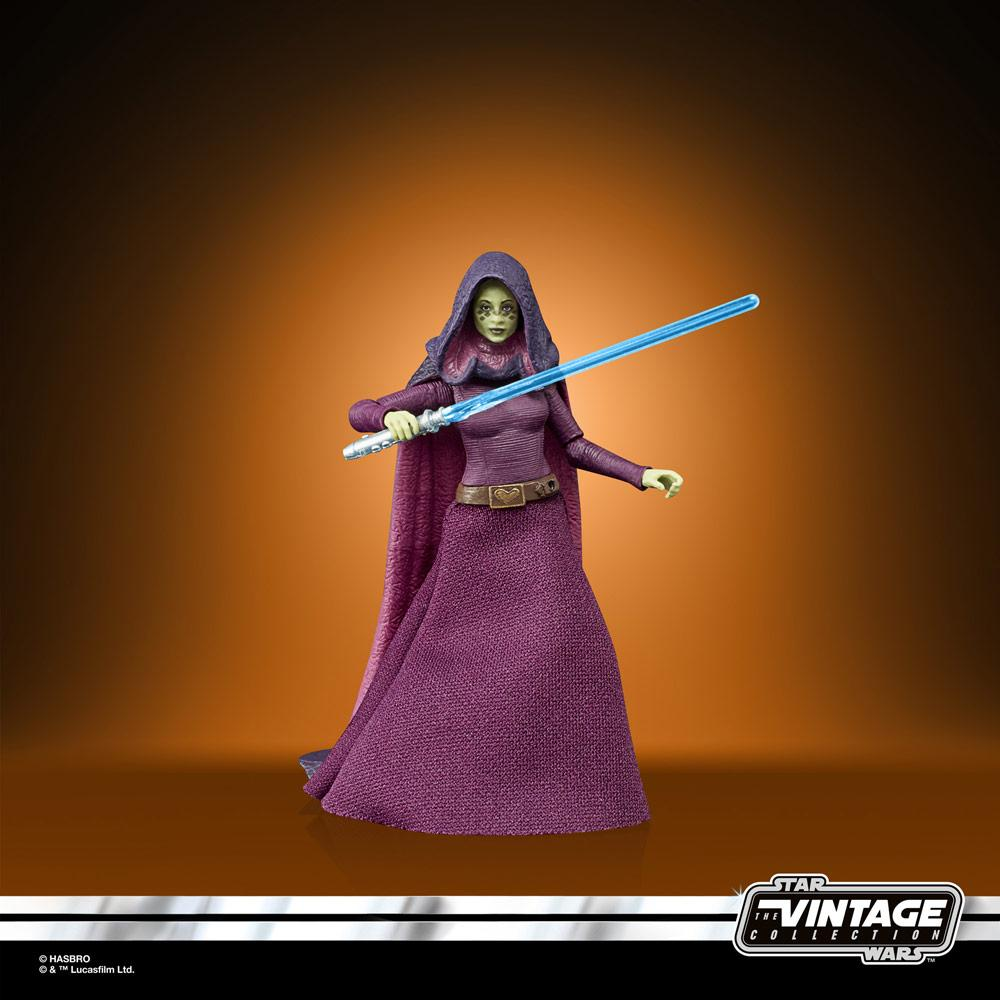 Star wars the vintage collection barriss offee1