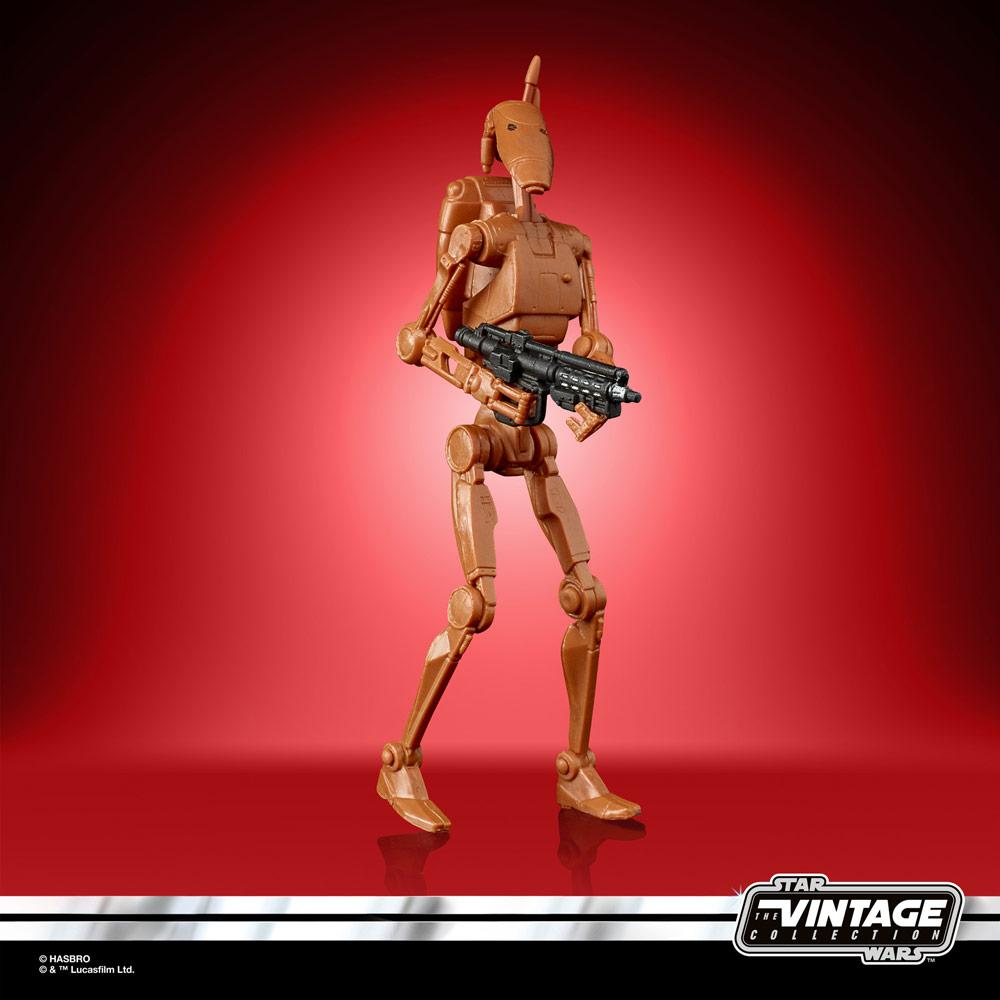 Star wars the vintage collection battle droid1