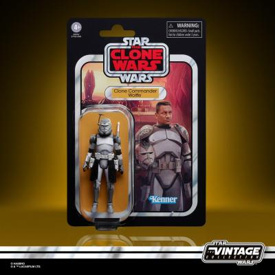 STAR WARS - THE VINTAGE COLLECTION - Clone Commander Wolffe