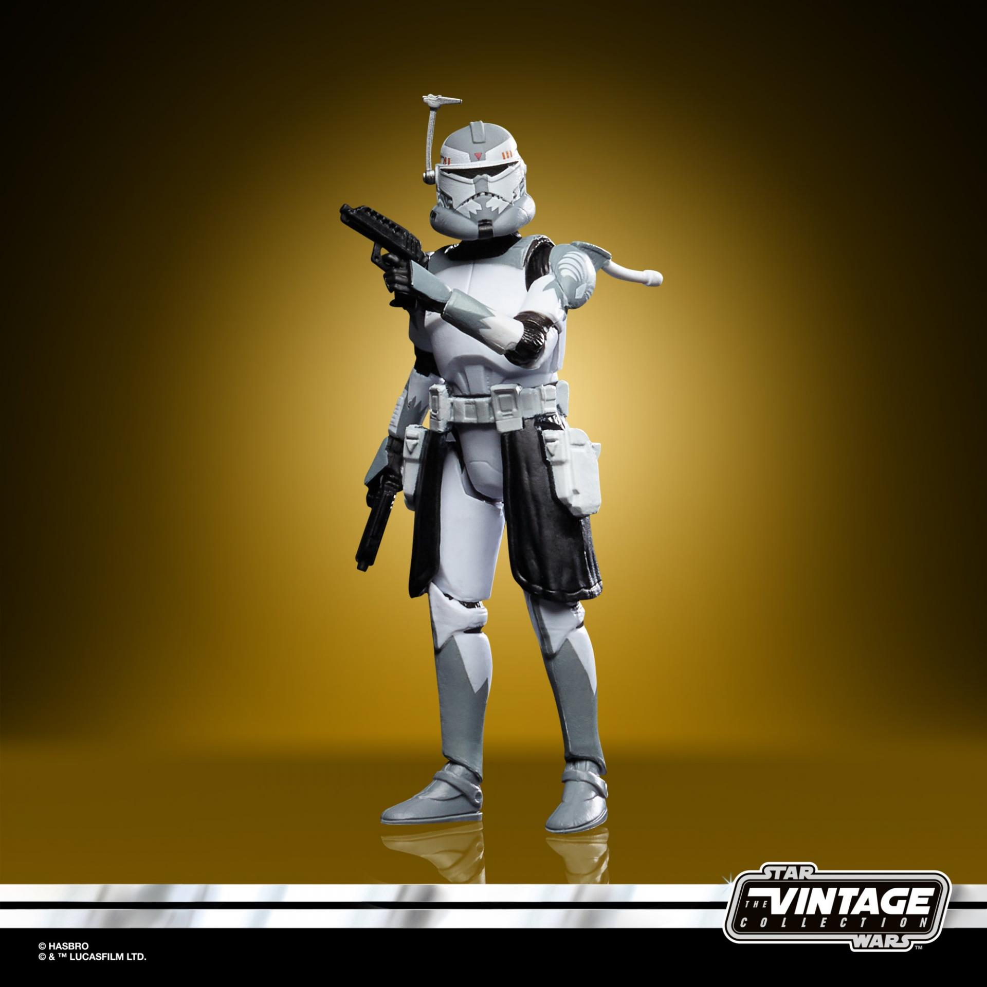 Star wars the vintage collection clone commander wolffe1