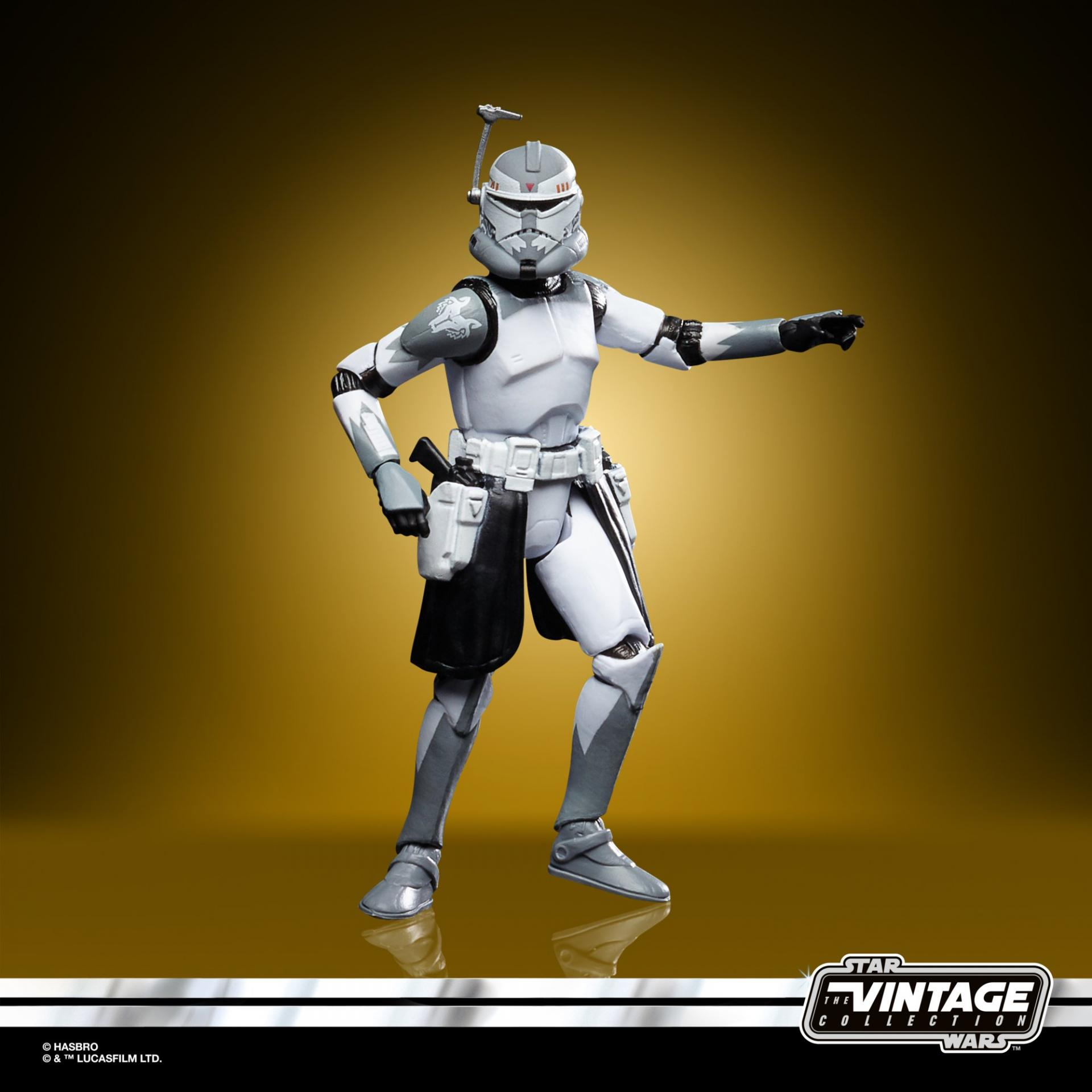 Star wars the vintage collection clone commander wolffe2