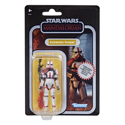 STAR WARS - THE VINTAGE COLLECTION - Collection Carbonized Incinerator Trooper