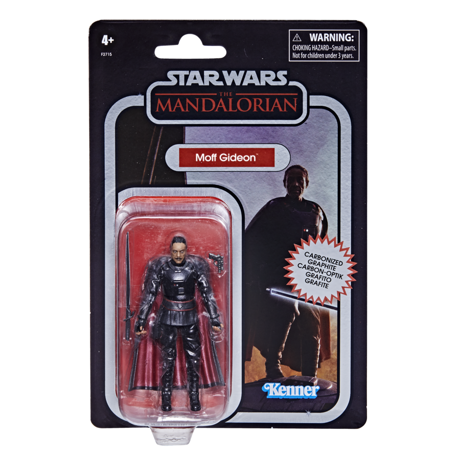 Star wars the vintage collection collection carbonized moff gideon