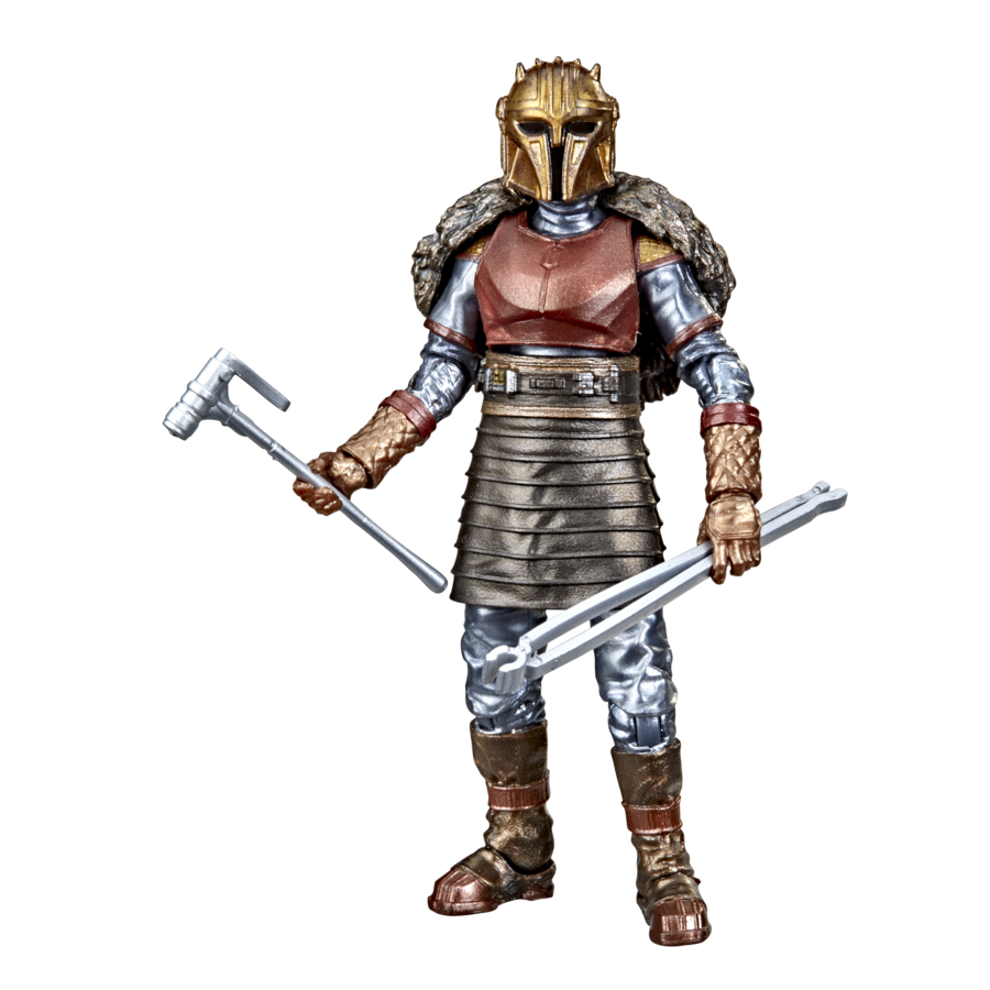 Star wars the vintage collection collection carbonized the armorer4
