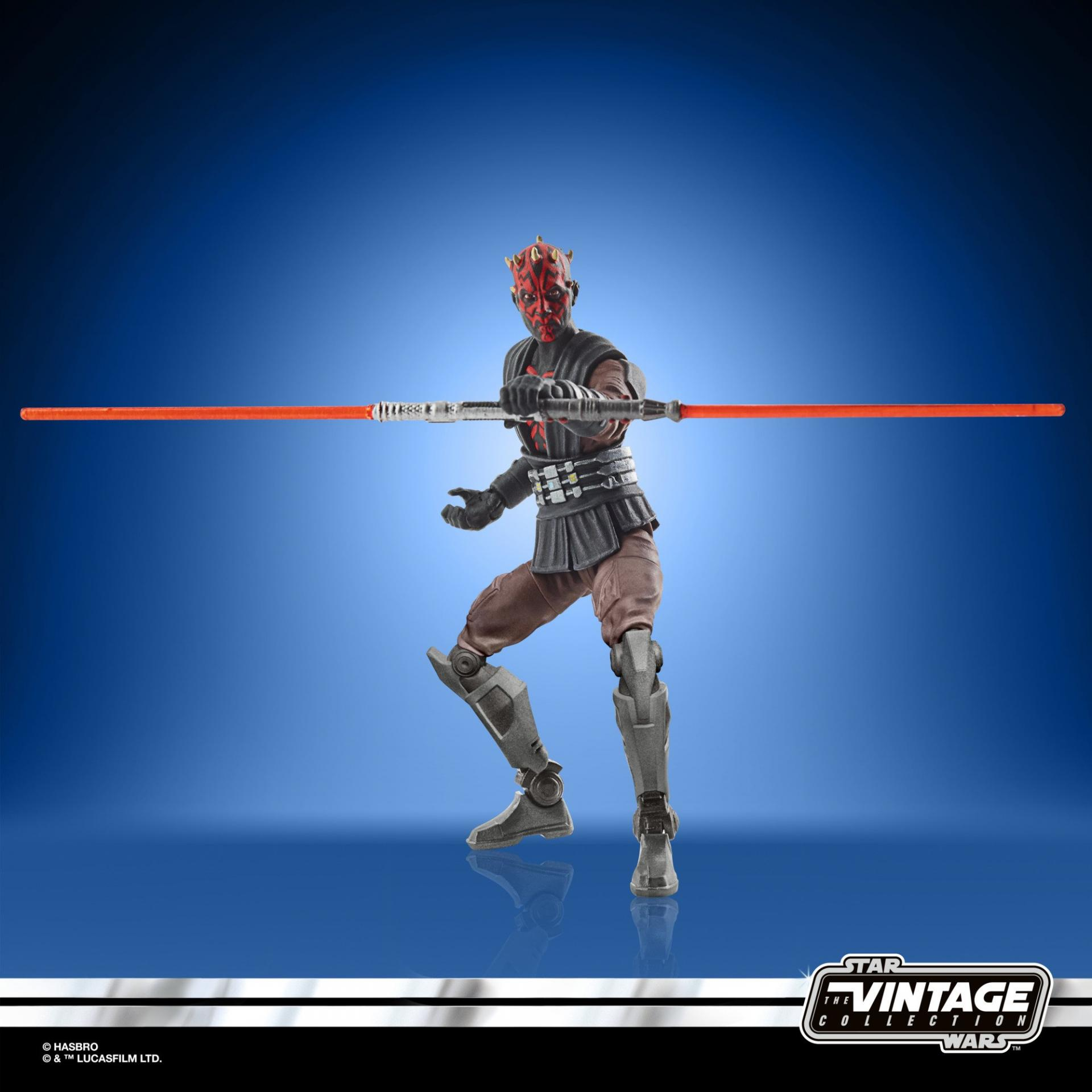 Star wars the vintage collection darth maul mandalore 5