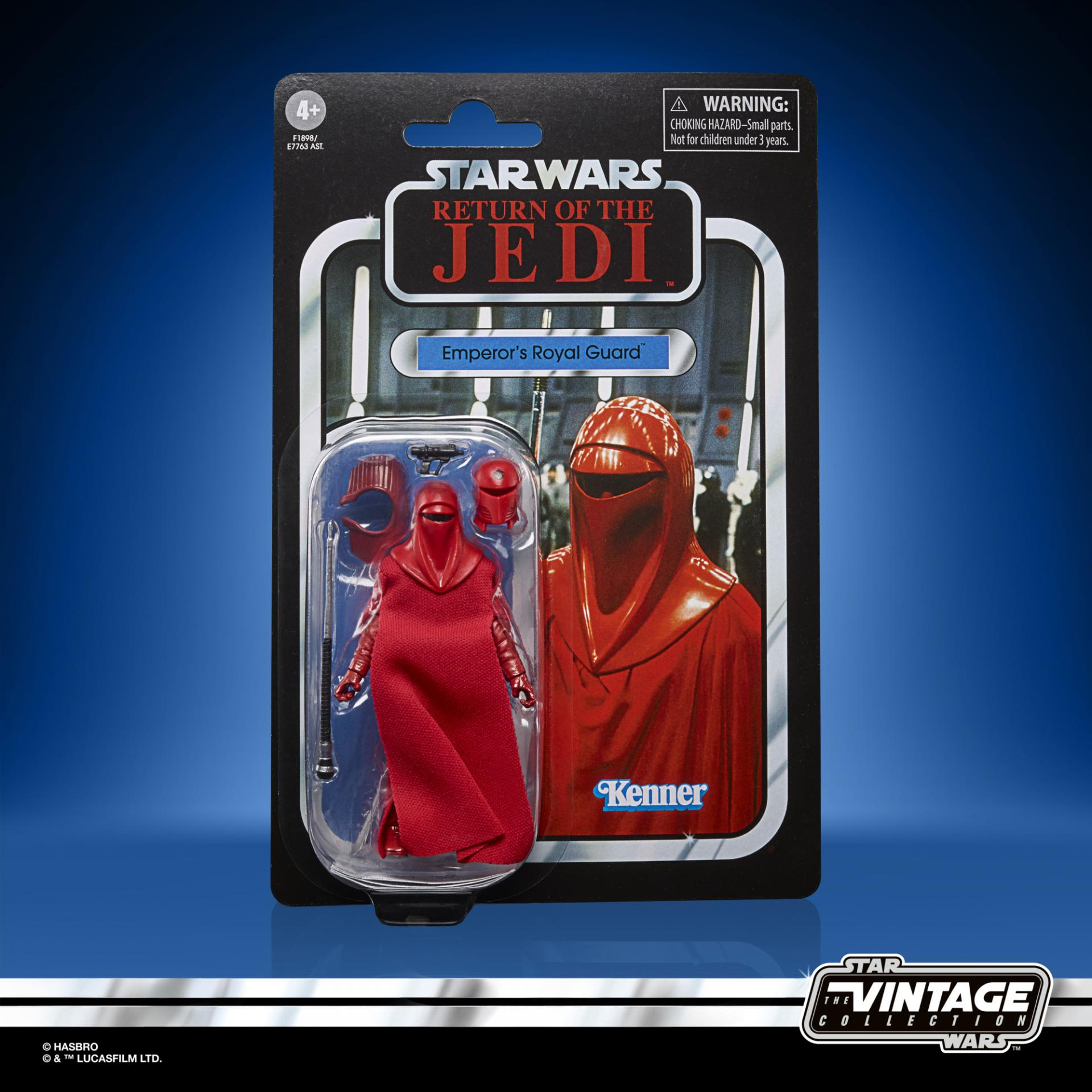 Star wars the vintage collection emperor s royal guard