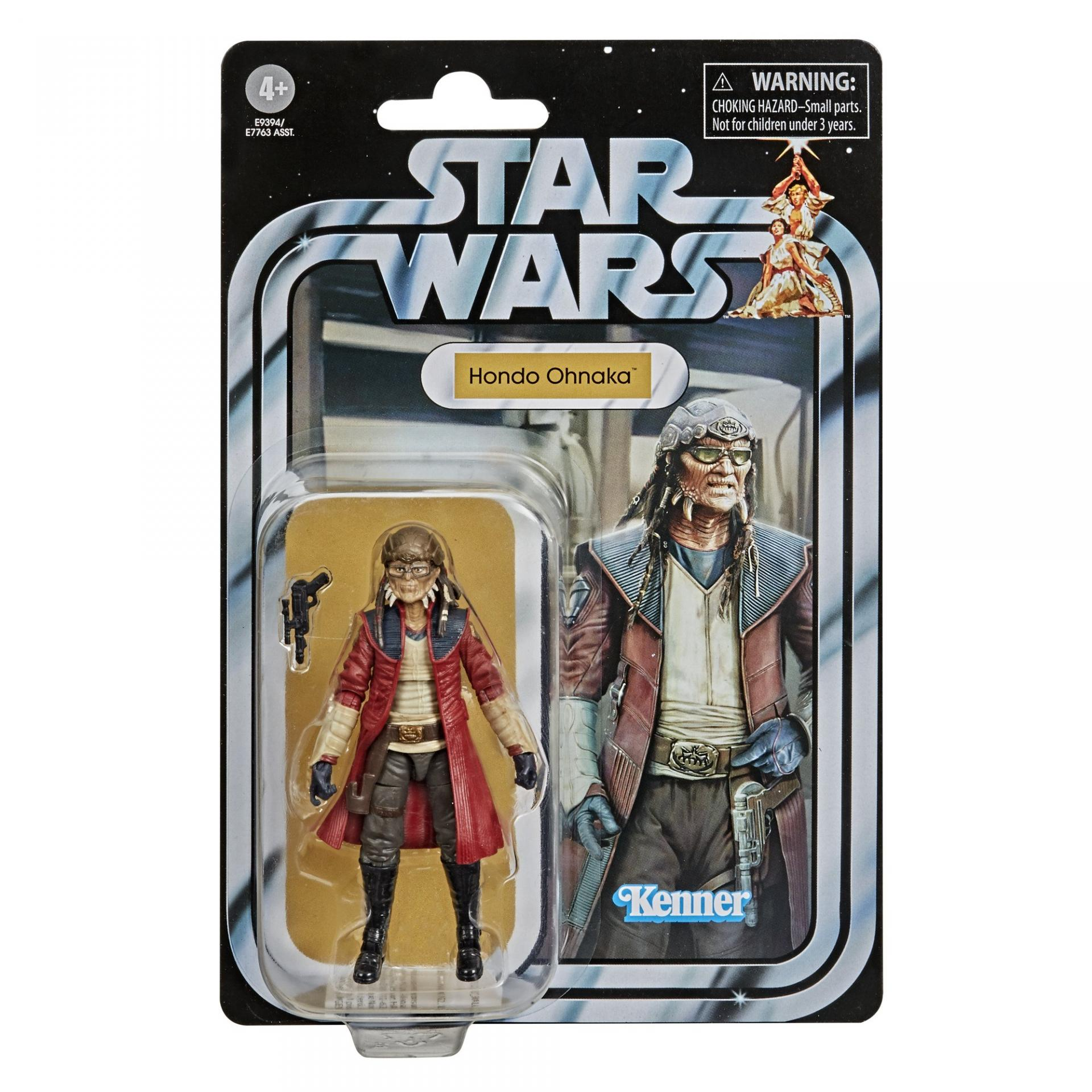 Star wars the vintage collection hondo ohnaka