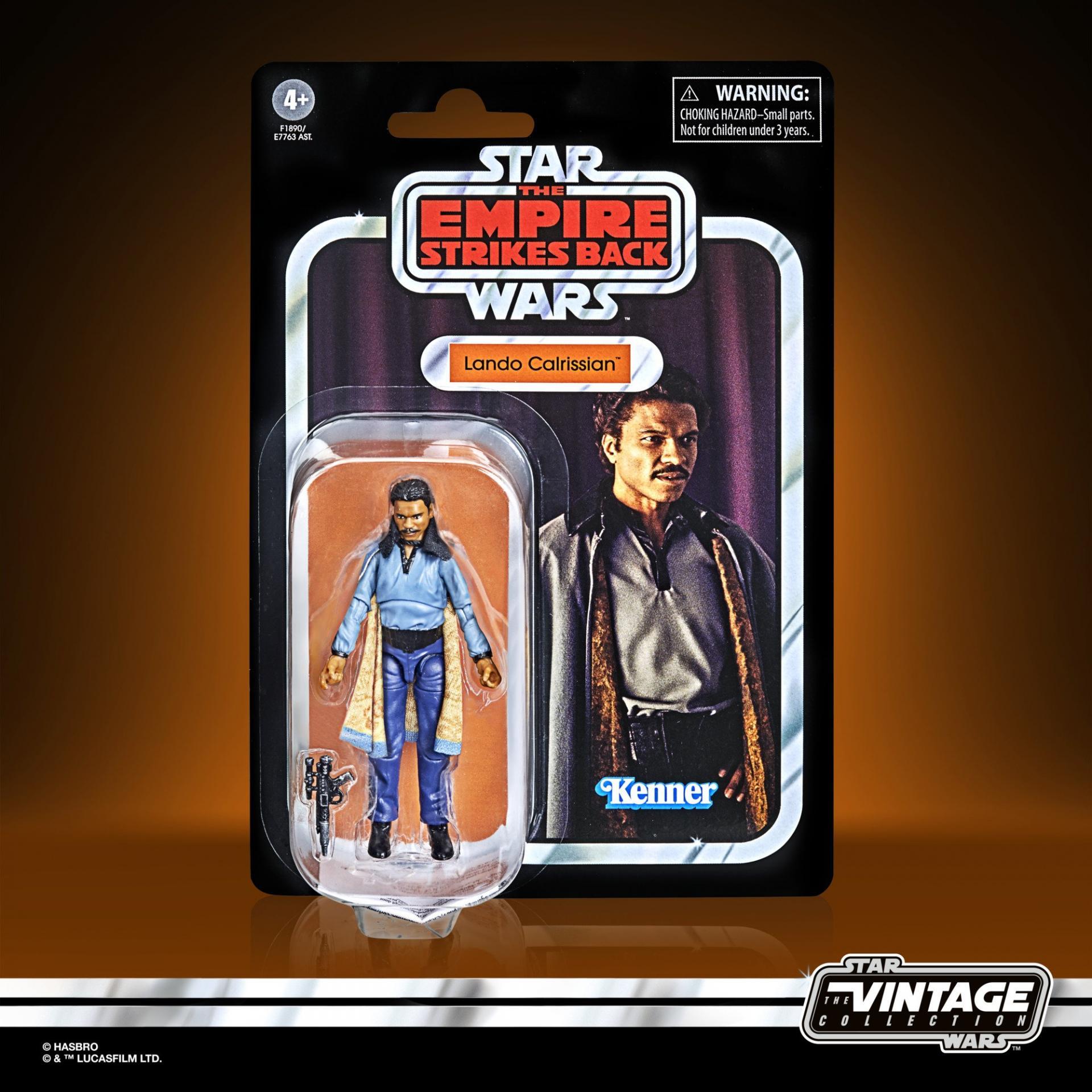 Star wars the vintage collection lando calrissian2