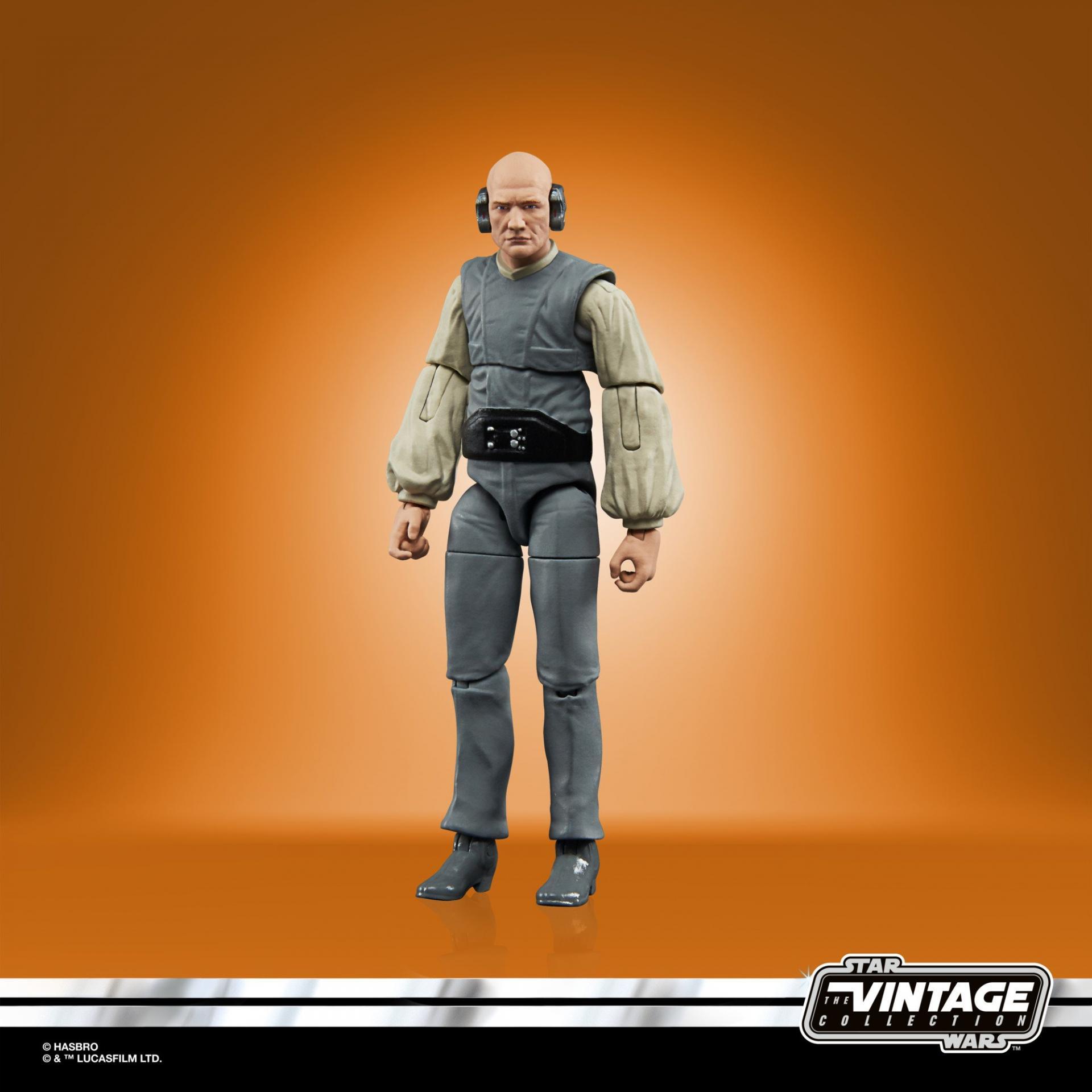 Star wars the vintage collection lobot