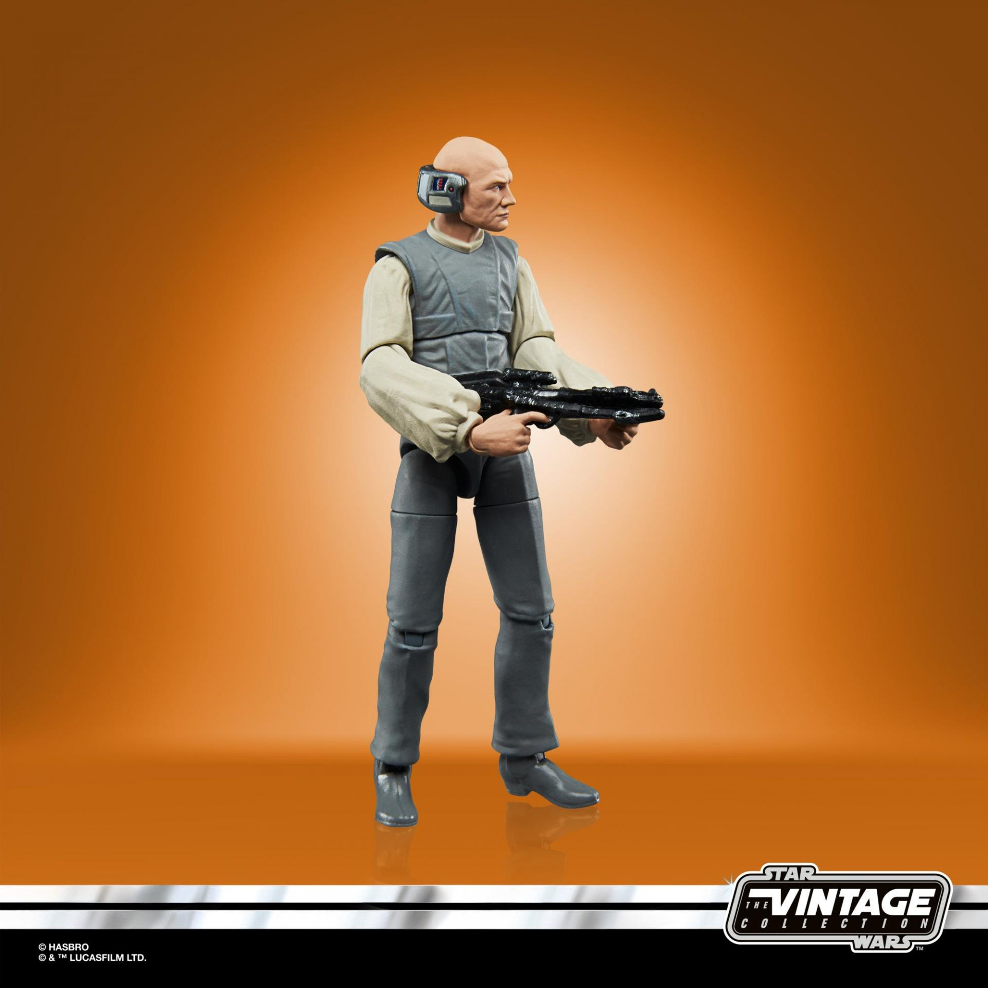Star wars the vintage collection lobot4