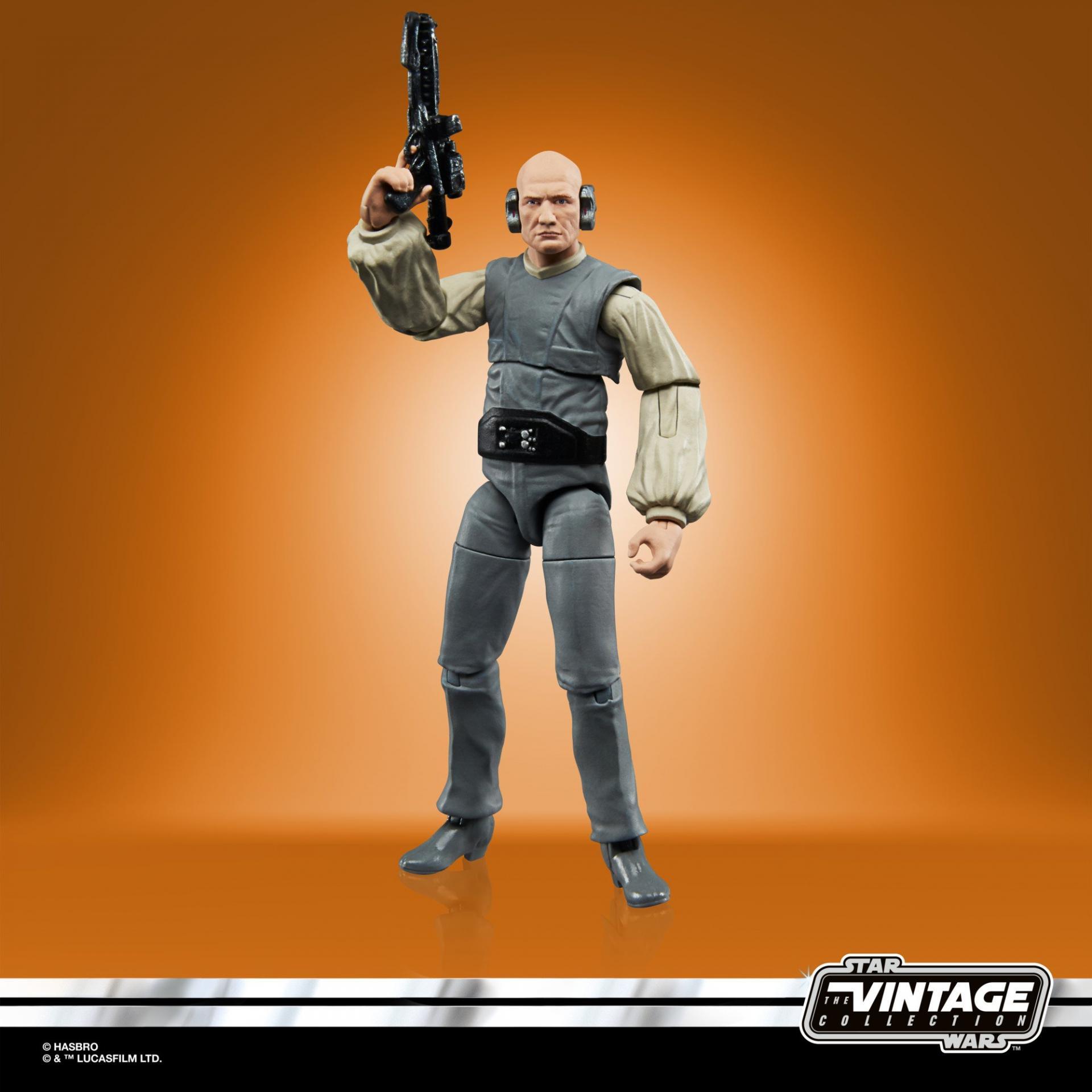 Star wars the vintage collection lobot5