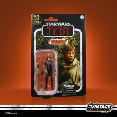 STAR WARS - THE VINTAGE COLLECTION - Luke Skywalker (Endor)