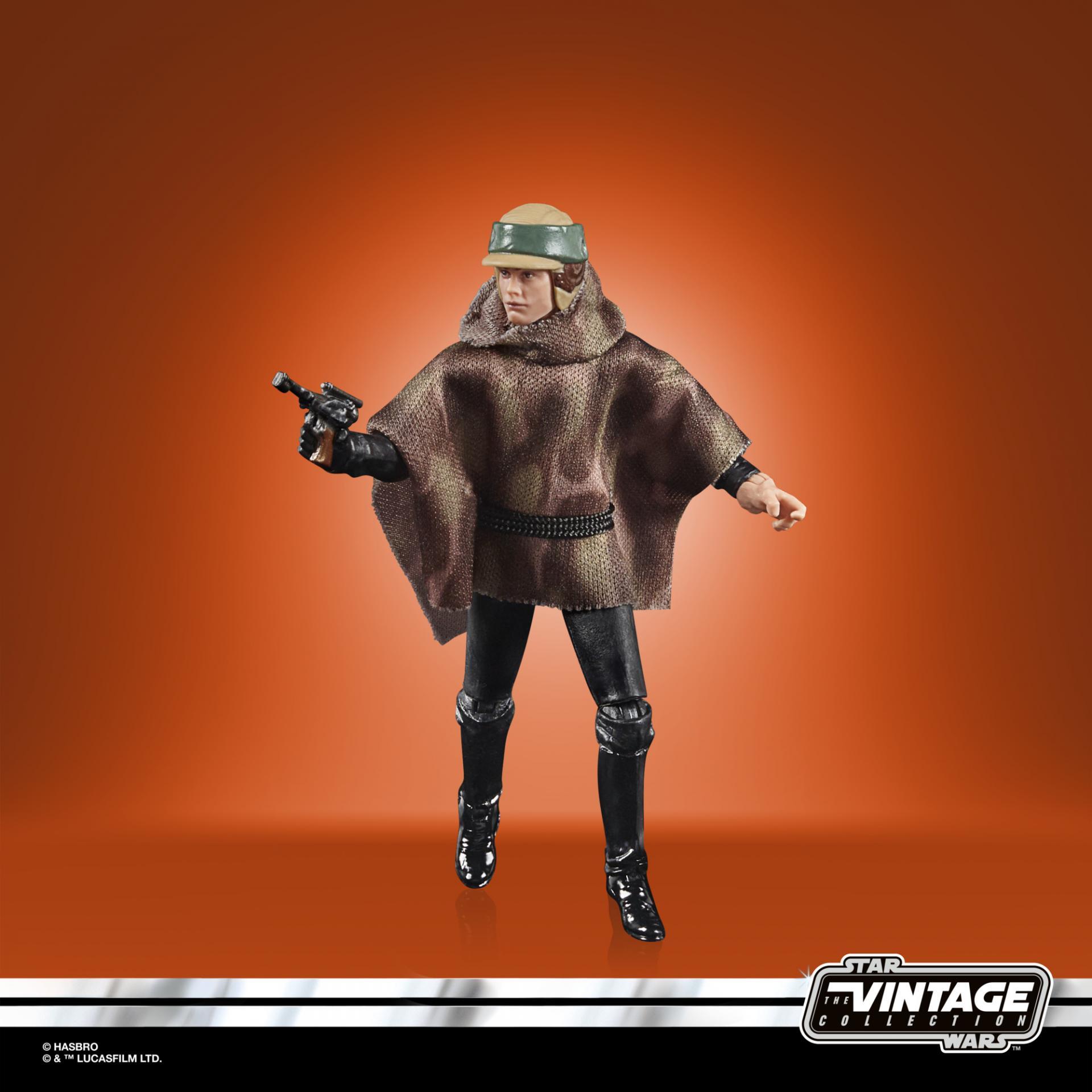 Star wars the vintage collection luke skywalker endor 10