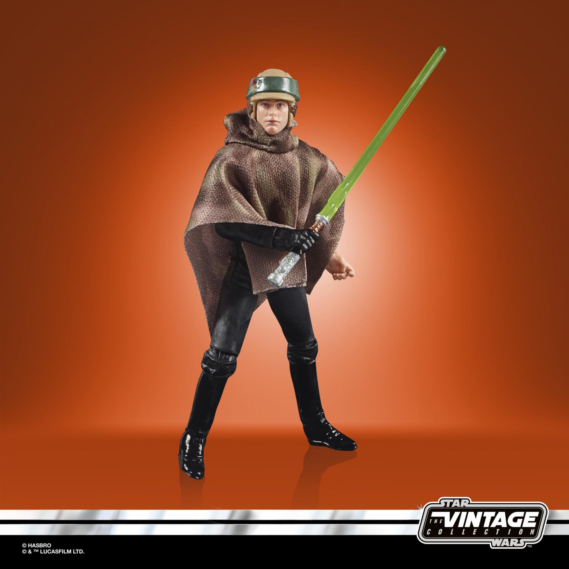Star wars the vintage collection luke skywalker endor 6