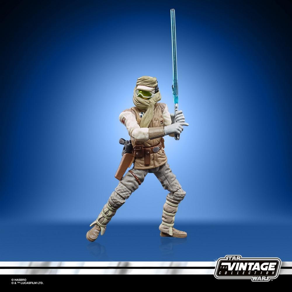 Star wars the vintage collection luke skywalker hoth 4