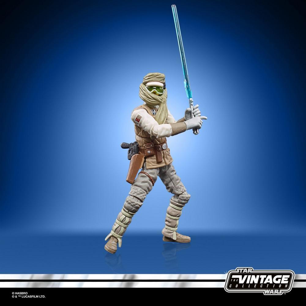 Star wars the vintage collection luke skywalker hoth 5