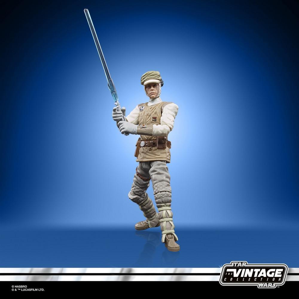 Star wars the vintage collection luke skywalker hoth 6