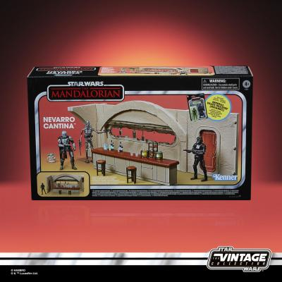 Star wars the vintage collection nevarro cantina