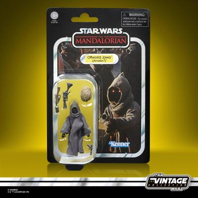 STAR WARS - THE VINTAGE COLLECTION - Offworld Jawa (Arvala-7)