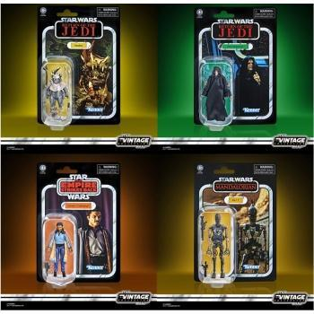 STAR WARS - THE VINTAGE COLLECTION - Pack Wave 9