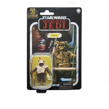 STAR WARS - THE VINTAGE COLLECTION - Paploo LUCASFILM 50TH ANNIVERSARY
