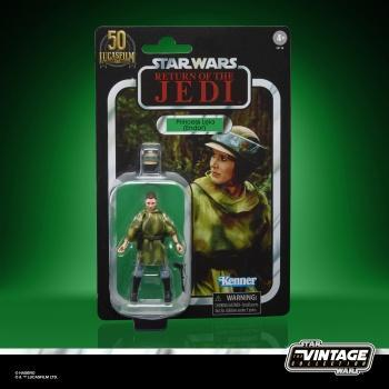 STAR WARS - THE VINTAGE COLLECTION - Princess Leia (Endor) LUCASFILM 50TH ANNIVERSARY