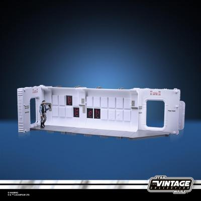 STAR WARS - THE VINTAGE COLLECTION - Tantive IV Hallway with Rogue One Rebel Fleet Trooper