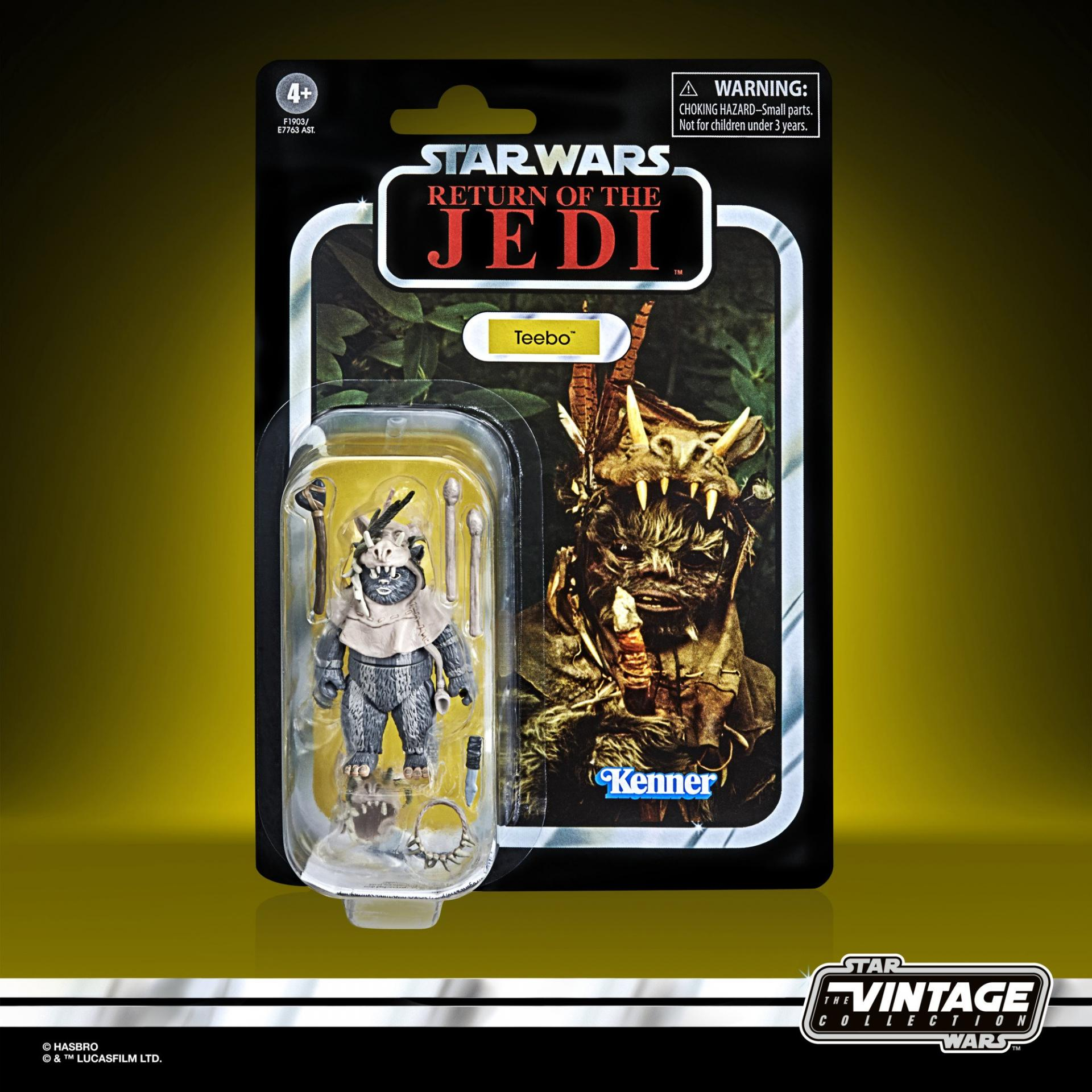 Star wars the vintage collection teebo2