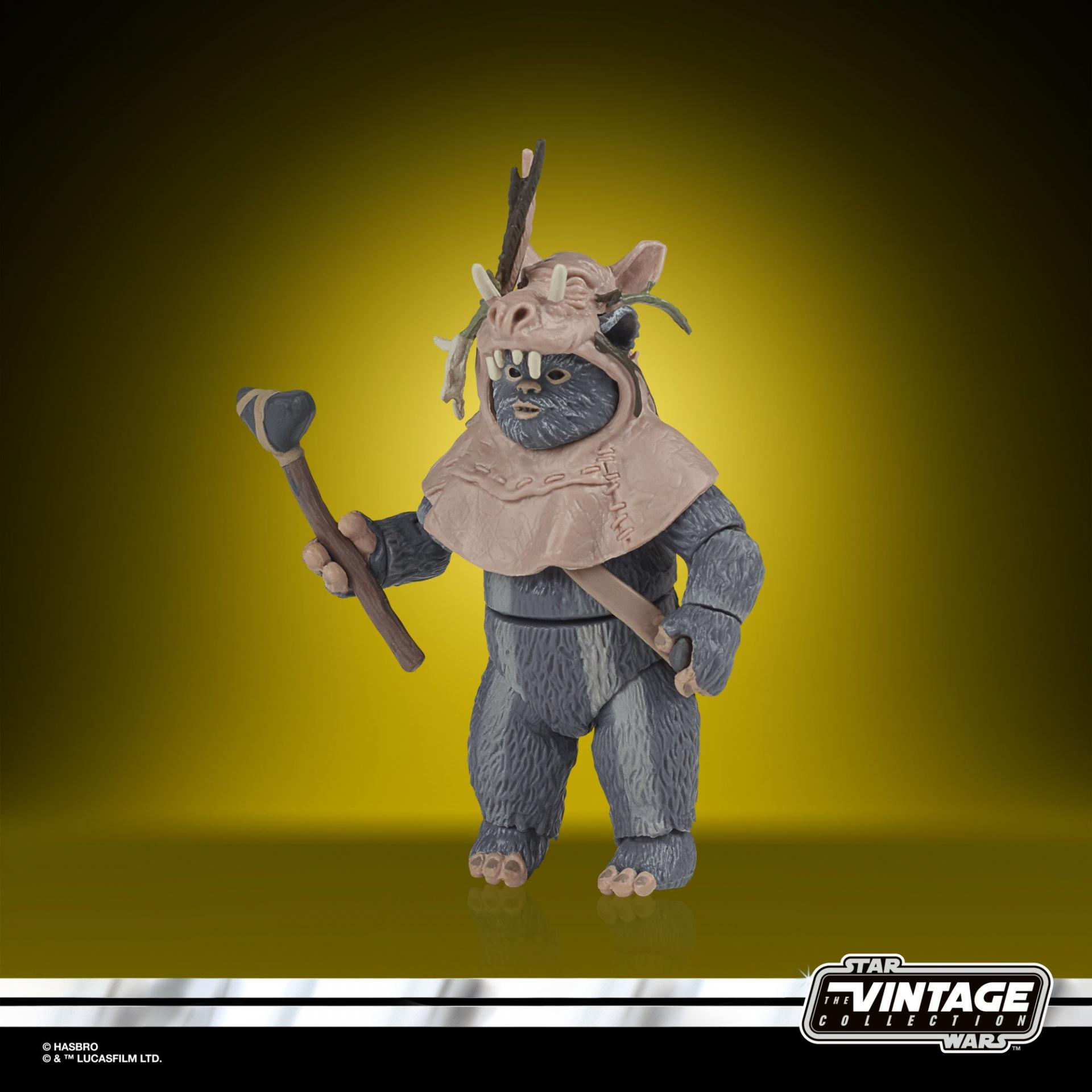 Star wars the vintage collection teebo3