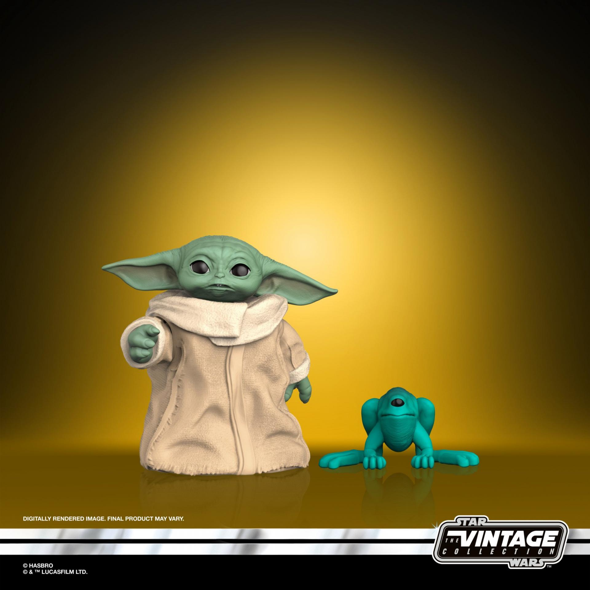 Star wars the vintage collection the child2