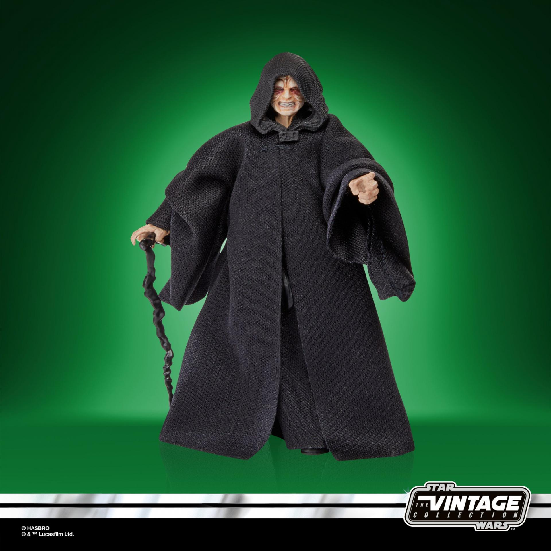 Star wars the vintage collection the emperor