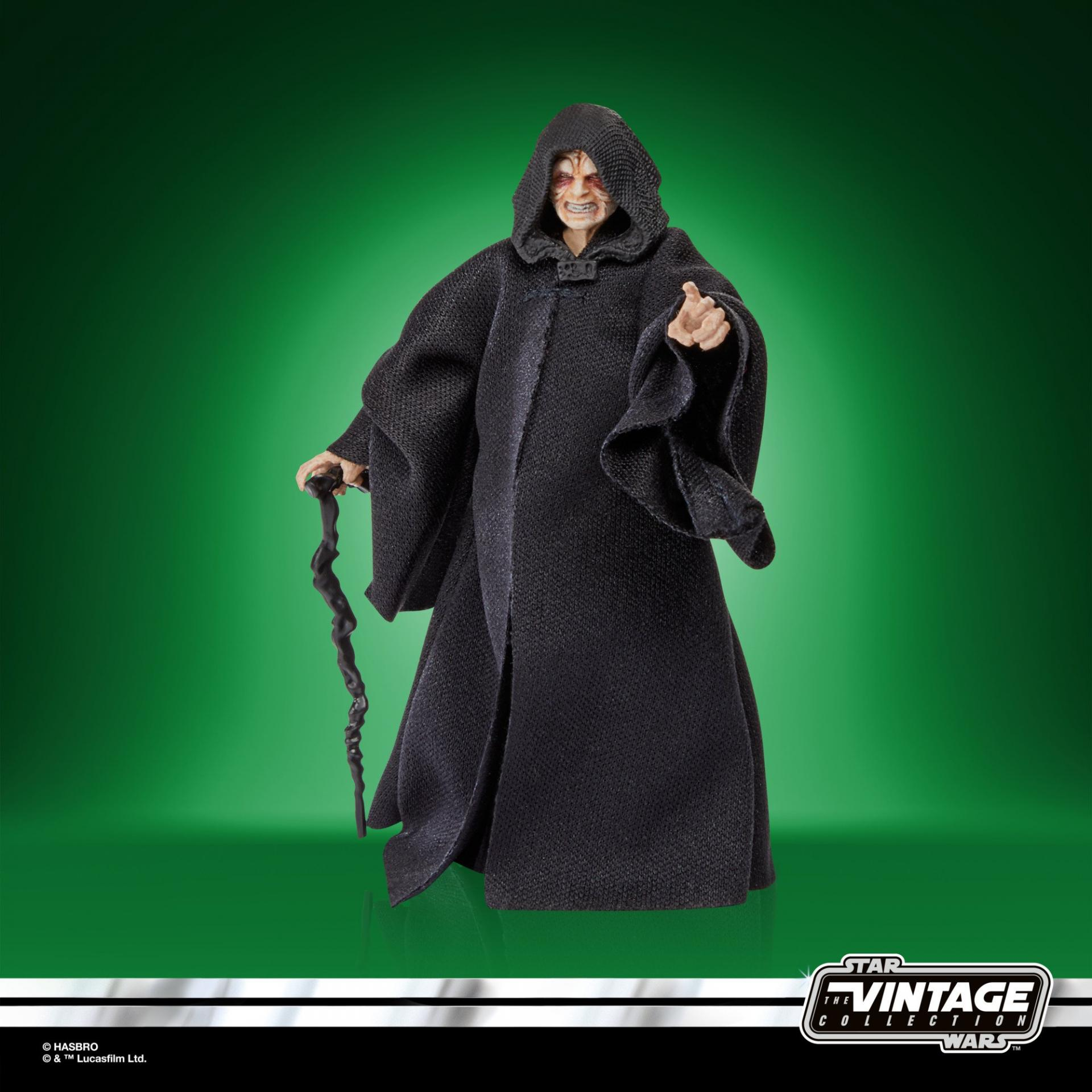 Star wars the vintage collection the emperor1