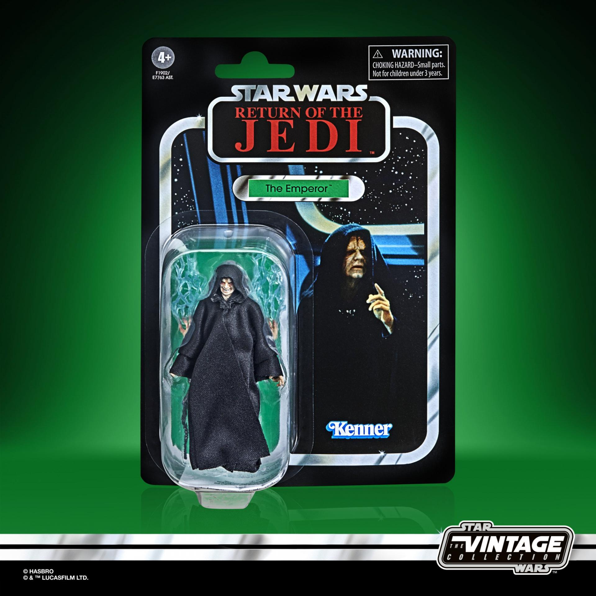 Star wars the vintage collection the emperor2
