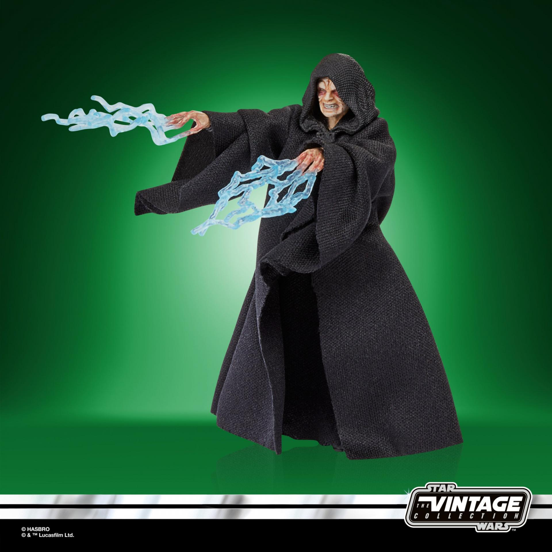 Star wars the vintage collection the emperor4