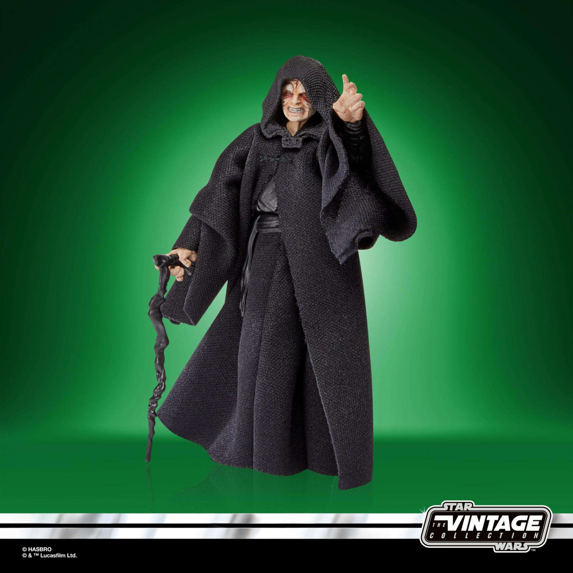 Star wars the vintage collection the emperor5
