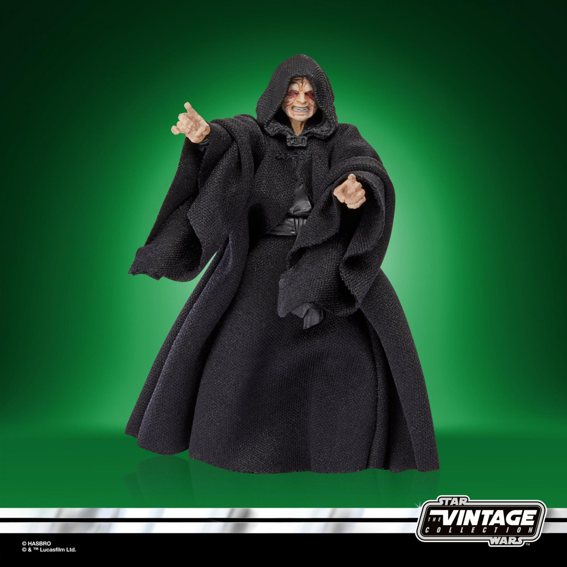 Star wars the vintage collection the emperor6