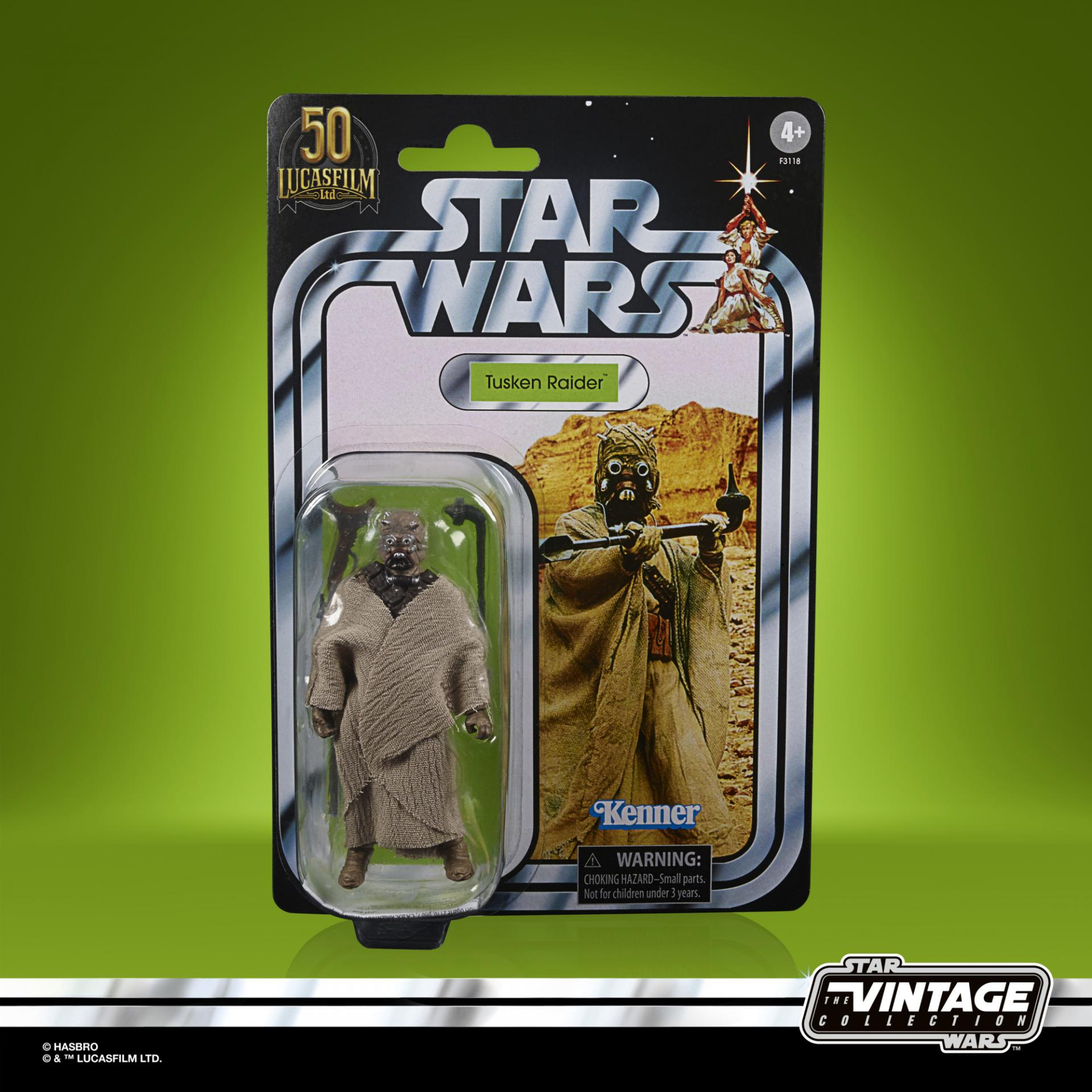 Star wars the vintage collection tusken raider