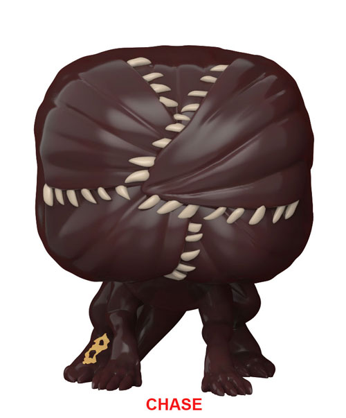 Stranger things funko pop television dart demodog vinyl figure 10cm chase