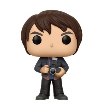 Stranger things funko pop television jonathan vinyl figure 10cm