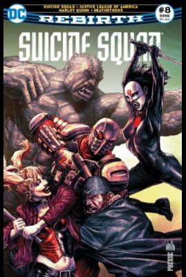 SUICIDE SQUAD REBIRTH 8 - Urban Comics