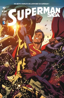 Superman saga 24 270x411