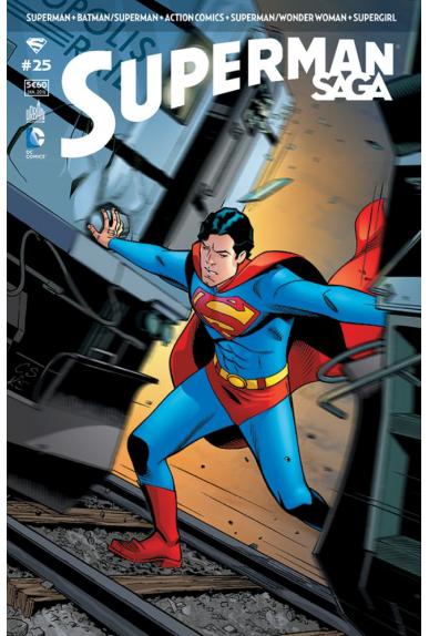 Superman saga 25 urban comics kiosque presse jpg