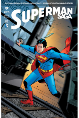 SUPERMAN SAGA 25 - Urban Comics