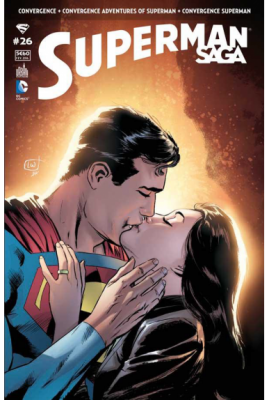 SUPERMAN SAGA 26 - Urban Comics