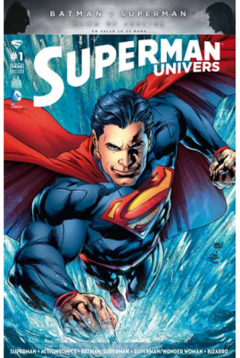 SUPERMAN UNIVERS 1 - Urban Comics